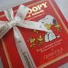 バレンタインチョコはグランフールのスヌーピーコレクション