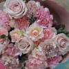 2015年の母の日には、日比谷花壇のサプライズブーケが人気