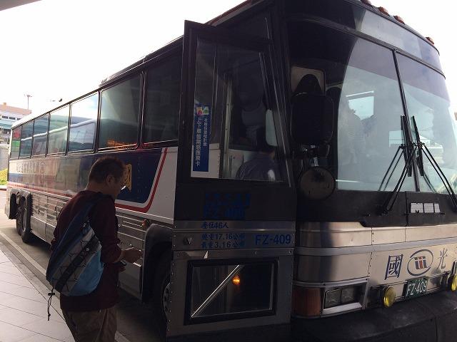 格安LCC!ピーチ羽田~台湾を利用、台湾桃園国際空港のバスの乗り方など