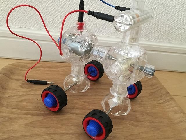 お家でロボット教育!小さい子でも遊べる電動知育ブロック【IQKEY】とは