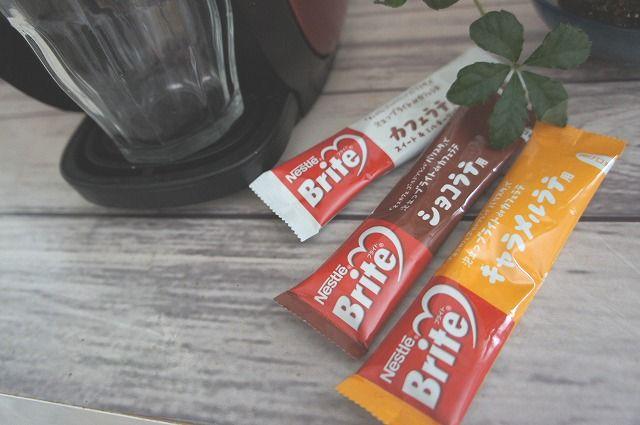ネスカフェバリスタのアイスレシピと紅茶も日本茶も楽しめるネスレスペシャル.T
