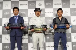 片山晋呉、長友佑都選手とMTGが共同開発した「TAIKAN STREAM(タイカンストリーム)」とは