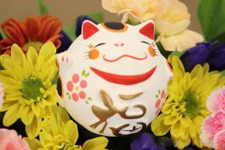 敬老の日、重陽の節句、お月見など秋のイベントには日比谷花壇の花贈り