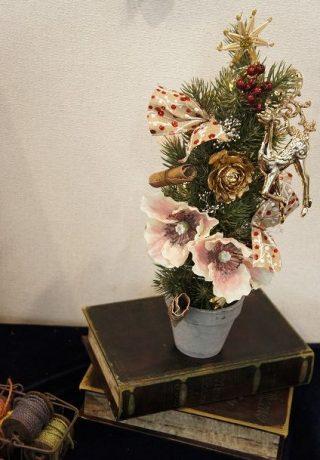 大人のクリスマスツリーを探すなら、スタイリッシュでおしゃれな日比谷花壇がおすすめ