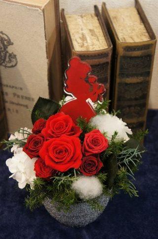 「いい夫婦の日」にクリスマスまで飾れるお花を贈ってみませんか?