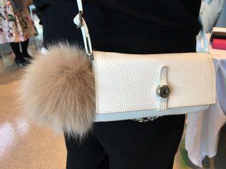 スマホも入るお財布ショルダーバッグ「3wayレザーウォレットポシェット」