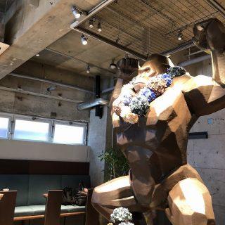 鎌倉【CHOCOLATE BANK(チョコレートバンク)】6月はアジサイゴリラ