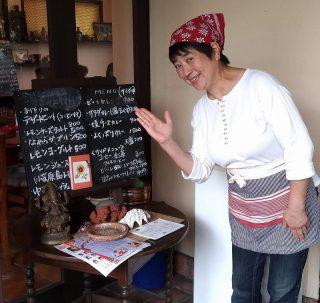 「なるほどザワールド」リポーター迫文代さんのカレー店鎌倉【コペペ】