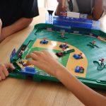 デジタルゲーム世代の子どもたちが懐かしの「野球盤」で遊んでみました