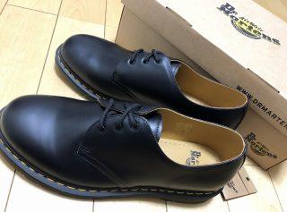 30.0cmの大きな靴がたくさん見つかるWowma!。ドクターマーチン買いました。